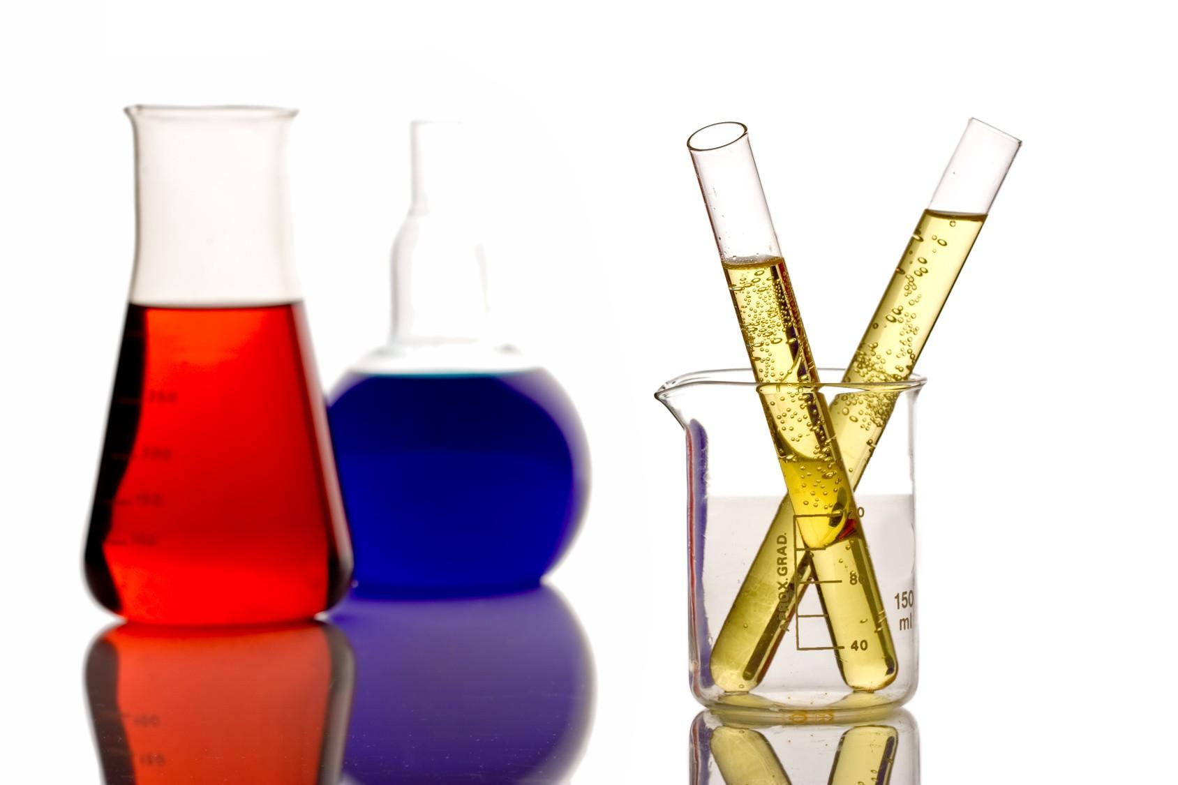 prodotto chimico industria di trasformazione