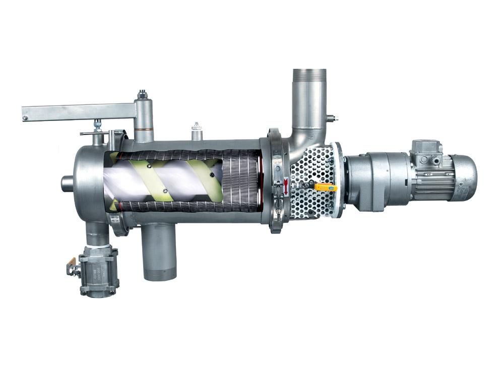 Filtro autopulente per liquidi Russell Eco Filter