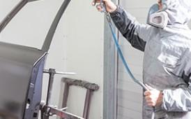 Soluzioni di separazione per l'industria dei rivestimenti in polvere