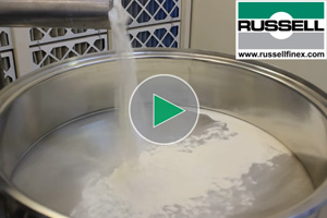 vibro sifter for screening flour