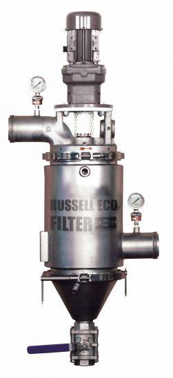 Filtrazione di Emulsioni acquose