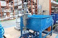 Filtraggio di emulsione liquida